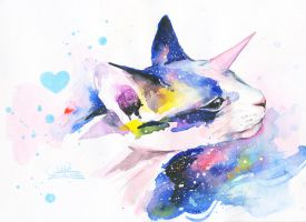 unicorn_space_cat_by_lora_zombie-d6mnabe