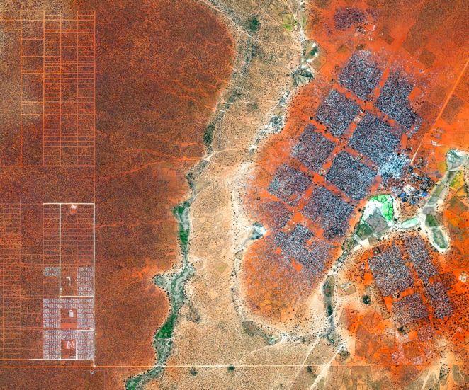 Dadaab Refugee Camp - Dadaab, Kenya