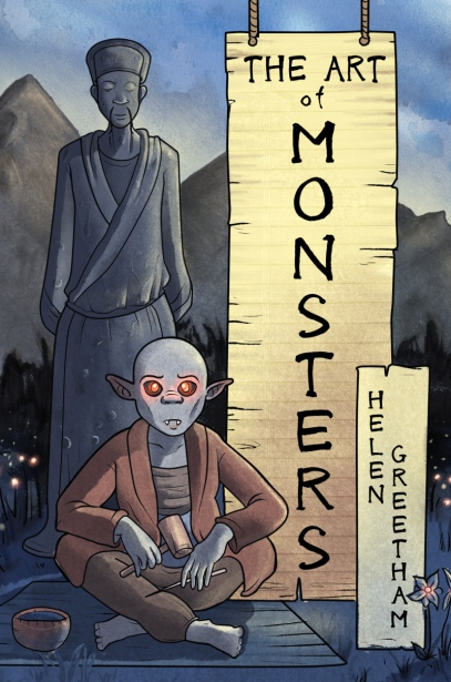 the art of monsters